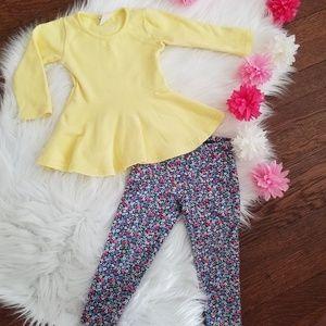 Other - Yellow Lady shirt/dress